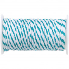 We R Memory Keepers Happy Jig Baker's Twine Wire 3yds-Blue