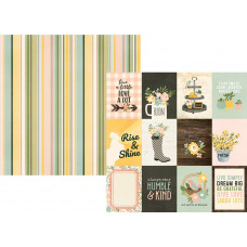 Simple Stories Spring Farmhouse Elements
