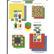 Scrapbook Customs Master Builder, Building Block Bundle