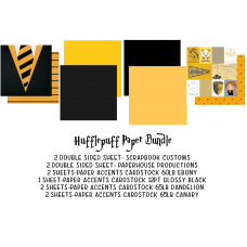 Harry Potter Paper Bundle- Hufflepuff