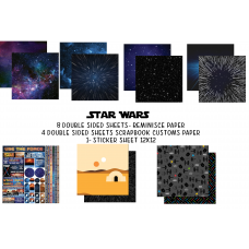 Star Wars Scrapbooking Bundle