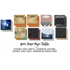 Harry Potter Wizarding World- Paper Bundle