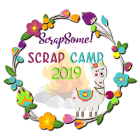 *** SOLD OUT***Scrap Camp 2019! November 22, 23, 24 2019
