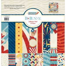 Bo Bunny Firecracker 12x12 Collection Pack