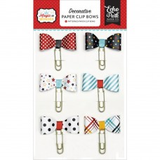 Echo Park Magic And Wonder Decorative Paper Clip Bows